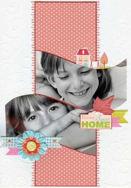 Lilou - page Home