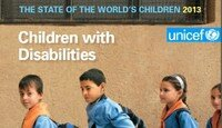 unicef children with disabilities