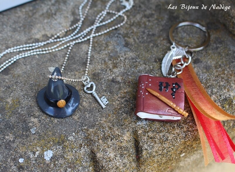 Atelier Harry Potter Grimoire et chapeau