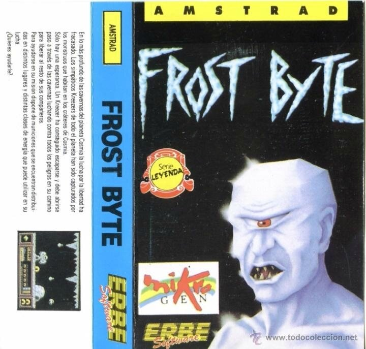 Frost Byte Cover