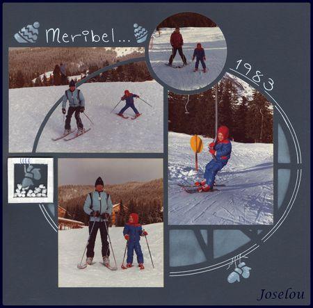 Méribel 1983