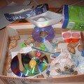 Un boîte à