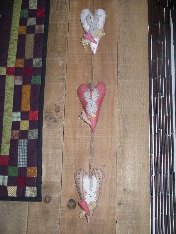 Guirlande de coeur