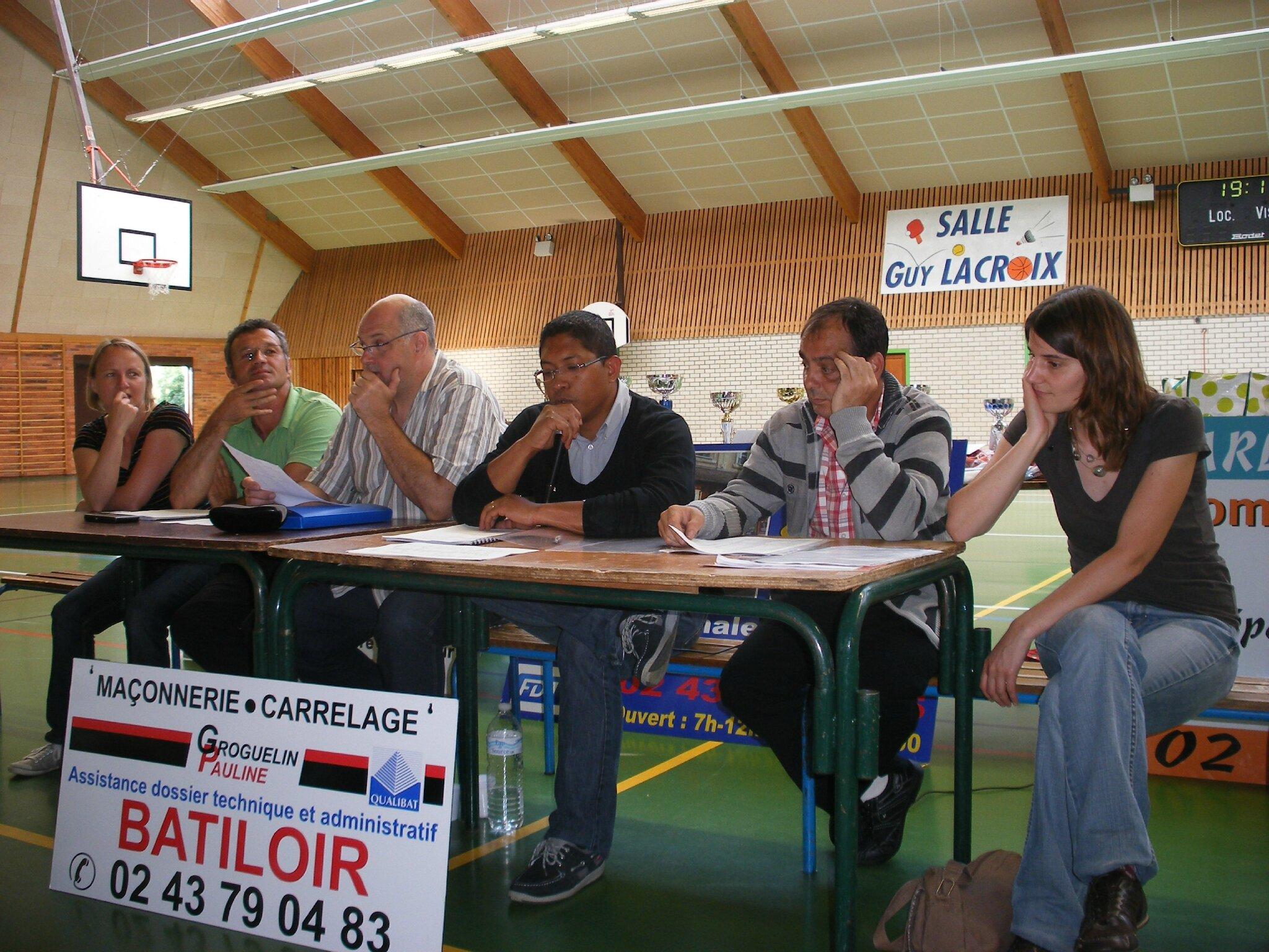 AG De LASCB La Chartre Sur Le Loir Basket Ball - A g carrelage 83