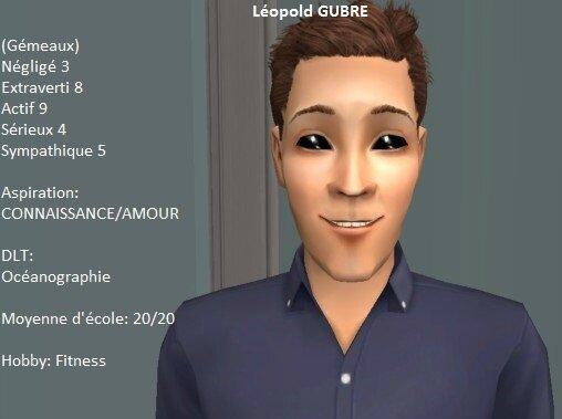 Léopold Gubre