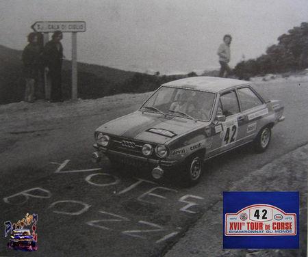 XVIIe_Tour_de_Corse_1973_N__42_Yves_Evrard_Carraz__10e_au_scratch__AUDI_80_GT__PNSU_