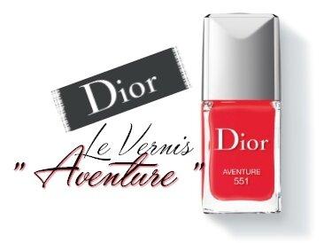 vernis Dior aventure 4