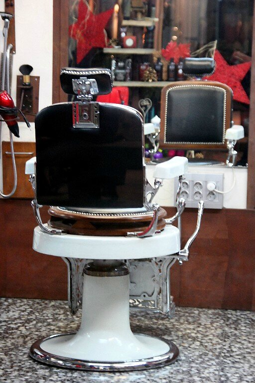 Barcelone, Coiffeur_5206