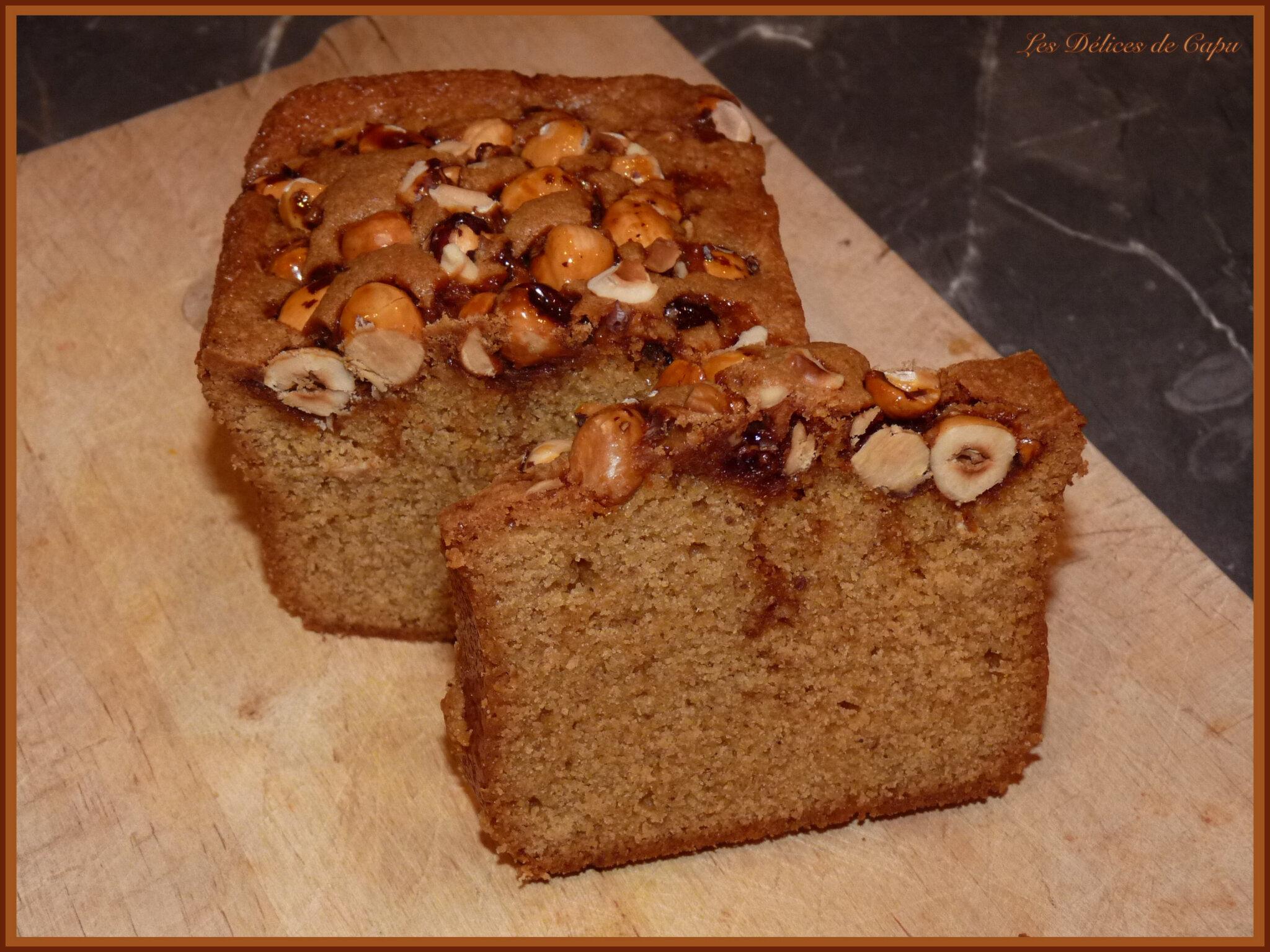 Cake praliné3