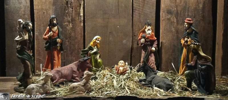 La Créche de Noël en Alsace
