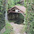 L' ancien lavoir de la ville de moulineaux