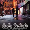 [critique] (7/10) before i disappear par matthieu eb.