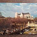 Nantes 1 - cathédrale St Pierre datée 1980