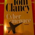Cyber menace - tom clancy / l'appel du coucou - robert galbraith (pseudonyme de j.k rowling)