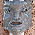 Le vendredi c'est poterie ! : masque