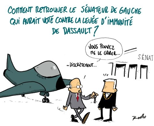 Dassault-senat-immunite