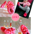 Chaussons pink