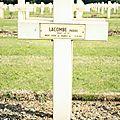 Soldat Pierre LACOMBE