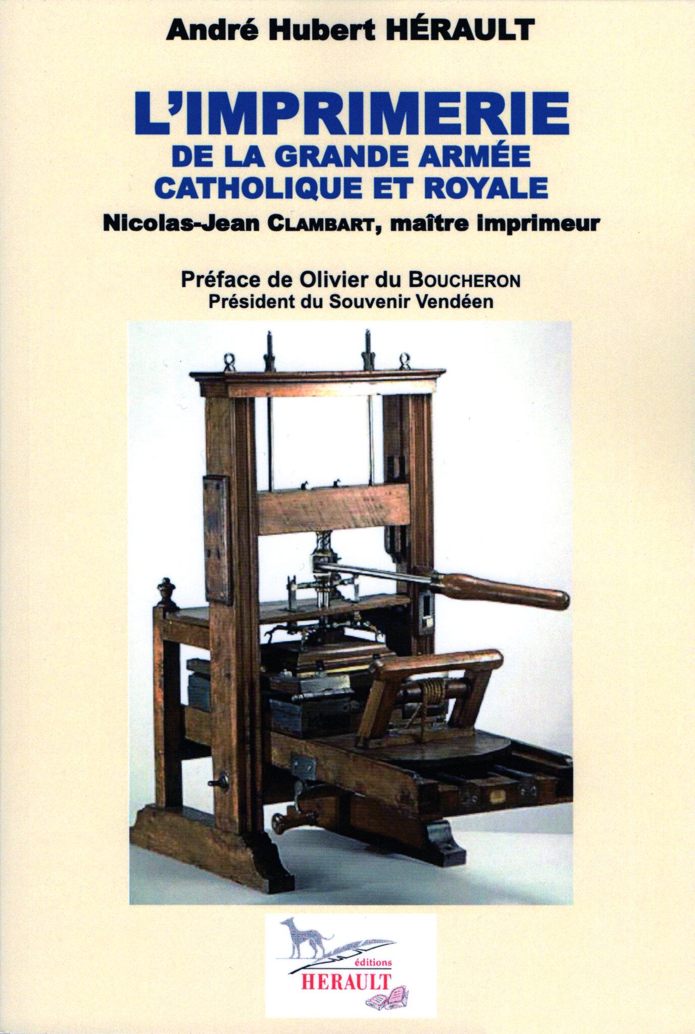 L'imprimerie des Vendéens et le trésor de Stofflet