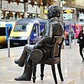 London's railways. paddington