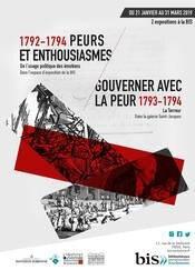 2 expositions sur la Révolution française.