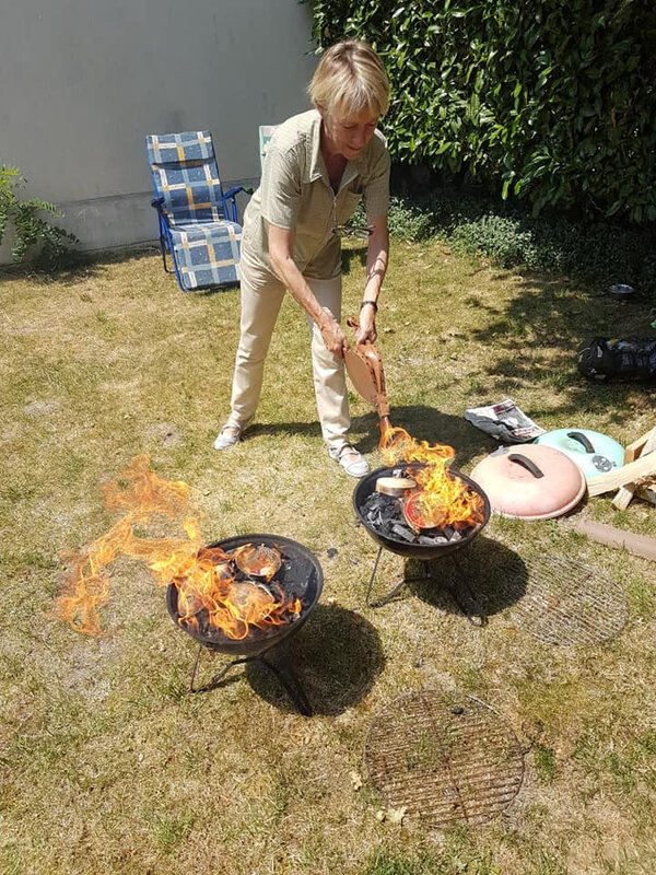 MARIE CLAIRE BARBECUE