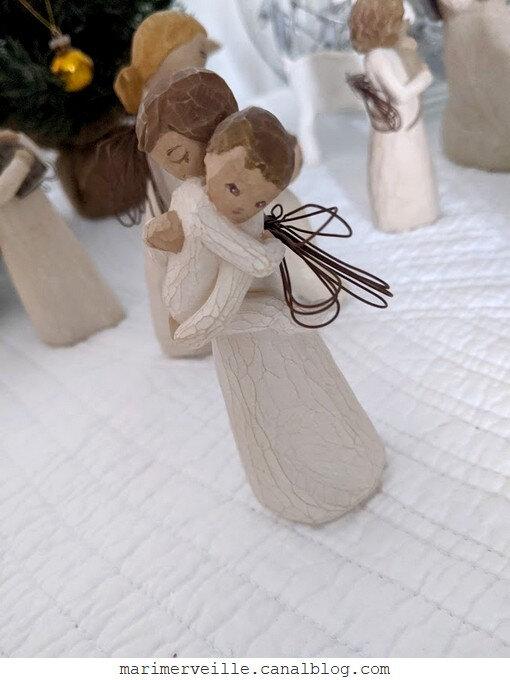 Petit ange de l'affection - blog Marimerveille