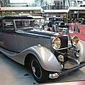 HISPANO SUIZA type K-6 1935 Bruxelles Autoworld (1)