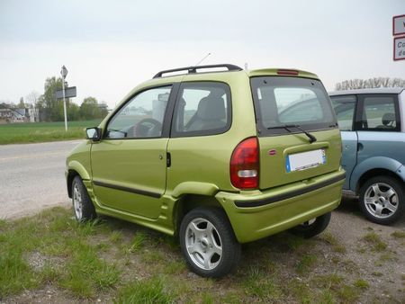 MICROCAR Virgo Liberty 2003 Vendenheim (2)