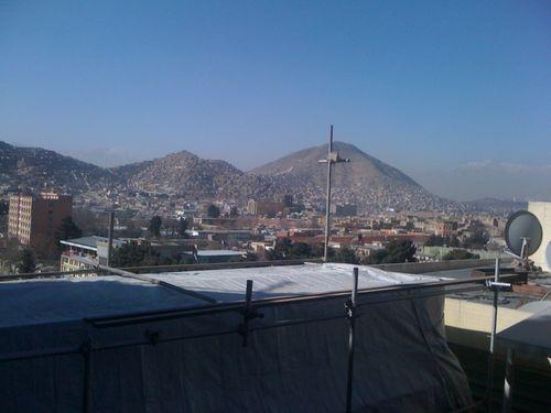 Dans Kaboul