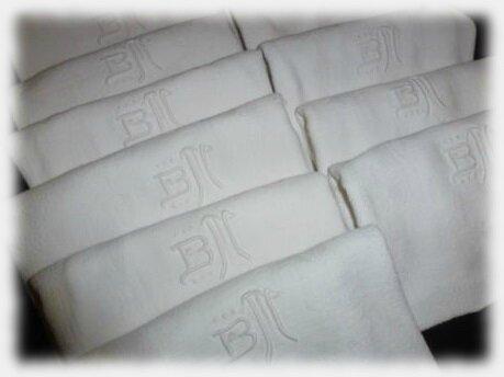 serviettes BM b