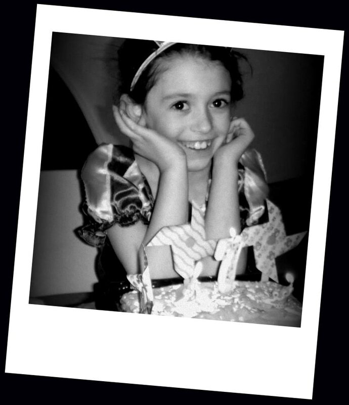 Angélina fête ses 7 ans