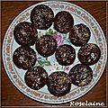 Cupcakes à la façon de christophe michalak