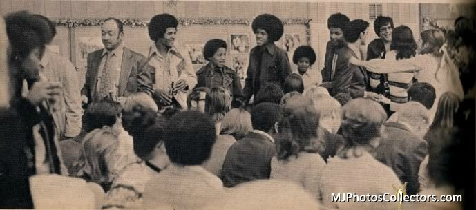 1971 Foundation For The Junior Blind The Jacksons (5)