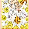 Card captor sakura clear card arc tome 4 ❉❉❉ clamp