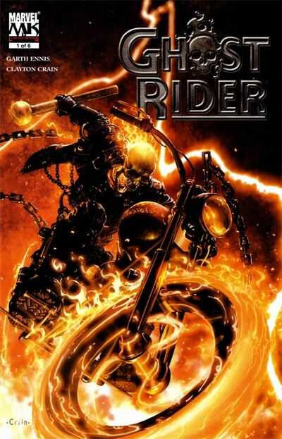 ghost rider the road to damnation 01
