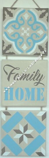 4m - Family Home Triptyque