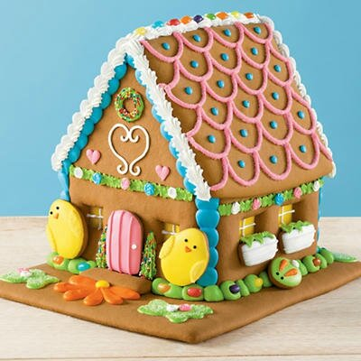 Easter-Sugar-Cookie-House
