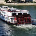 Le louisianne belle sur la seine à paris