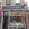 Bruxelles le libraire toqué librairie