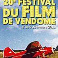 20ème festival du film de vendôme (du 2 au 9 décembre 2011)
