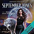 Loups, magie et cie (september jones #1), de jupiter phaeton