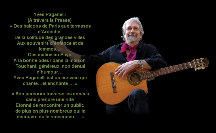 YVES PAGANELLI - SITE OFFICIEL