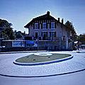 Rond-point à rolle (suisse)