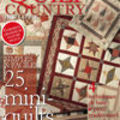 Quilt Country : 25 minis Quilts de Facile Cécile !