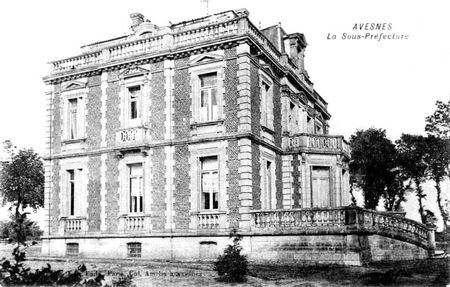 AVESNES_SOUS_PREFECTURE