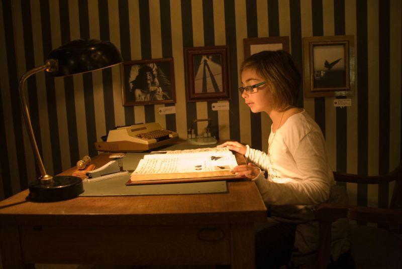le bureau magique