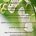Atelier d'assoula de mai vos participation maj: 16/5