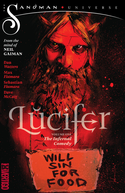 vertigo lucifer vol 01 the infernal comedy