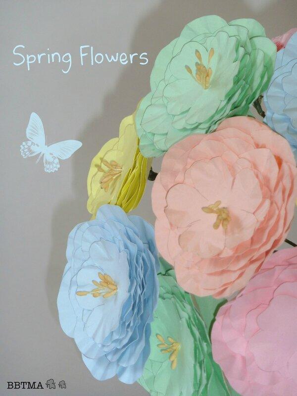 DIY SPRING FLOWERS 2